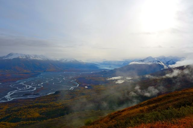 Knik valley
